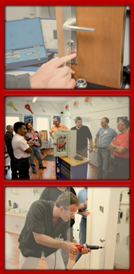 Lock picking Seminars